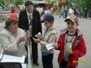 Посетители нашей выставки