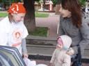 Беседа с самым маленьким читателем